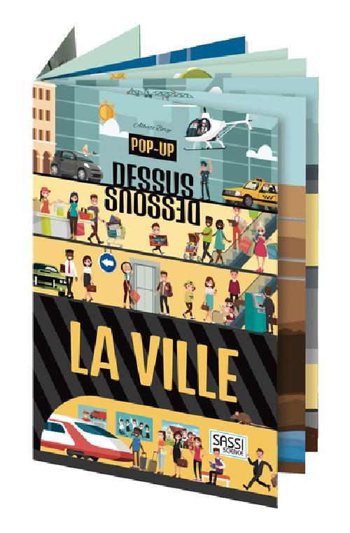 POP-UP Dessus-Dessous -La ville