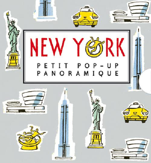 New York - Petit POP-UP Panoramique