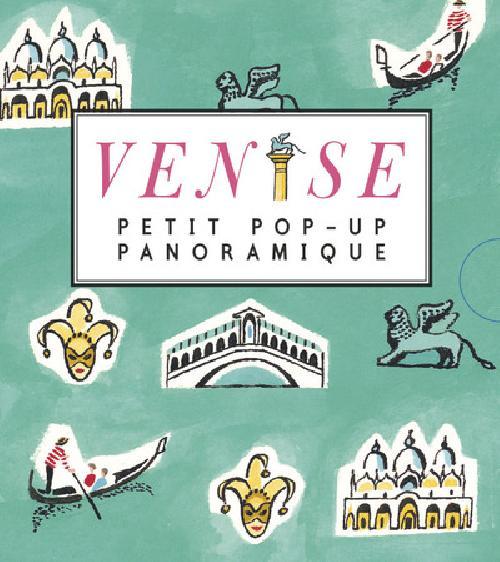 Venise - Petit POP-UP Panoramique