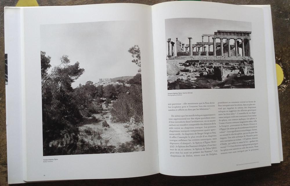 Architecture grecque classique. La construction de la modernité