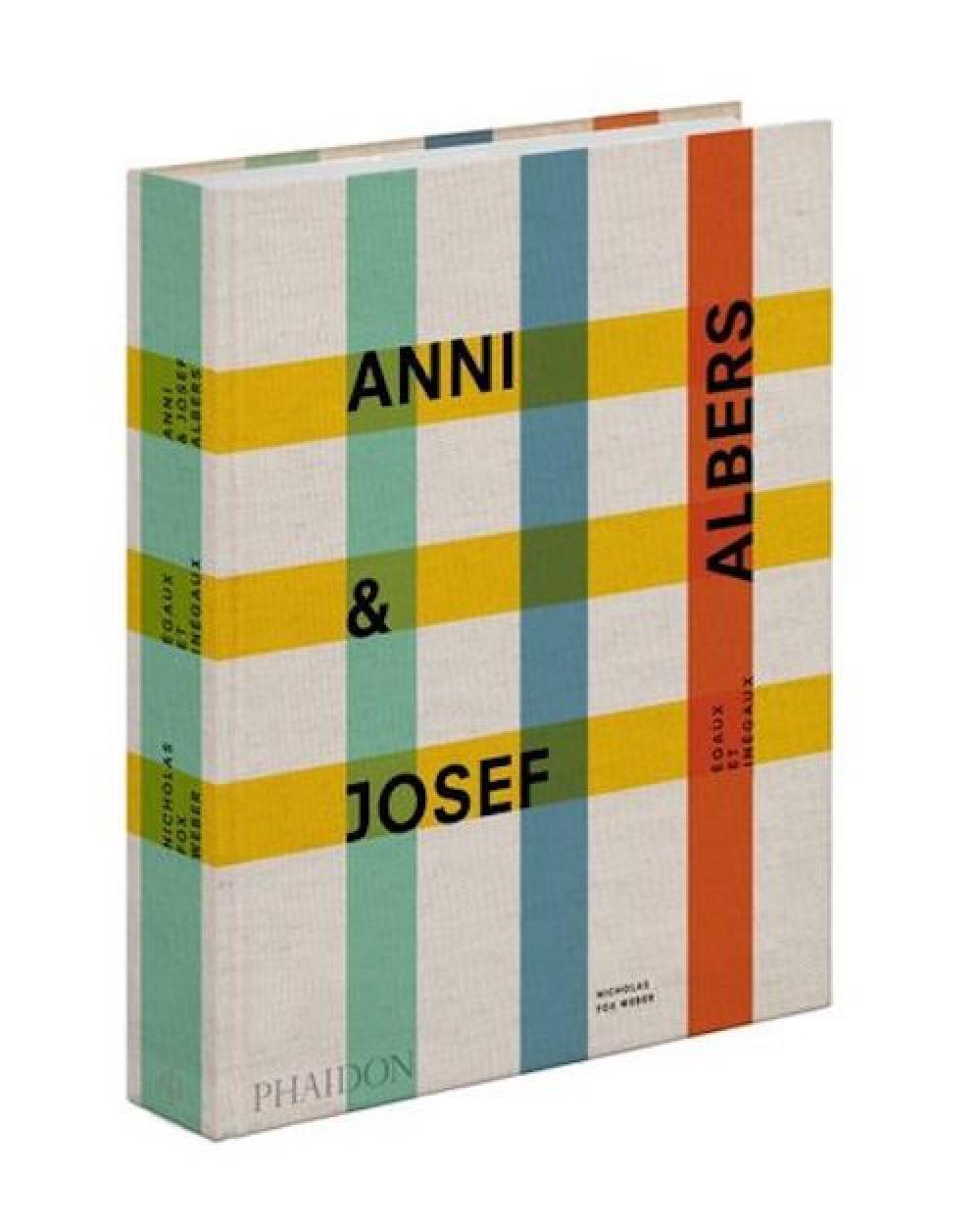 Anni et Josef Albers - Egal mais inégal