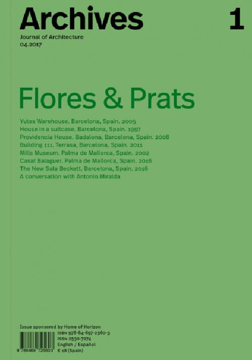 Archives 1: Flores & Prats