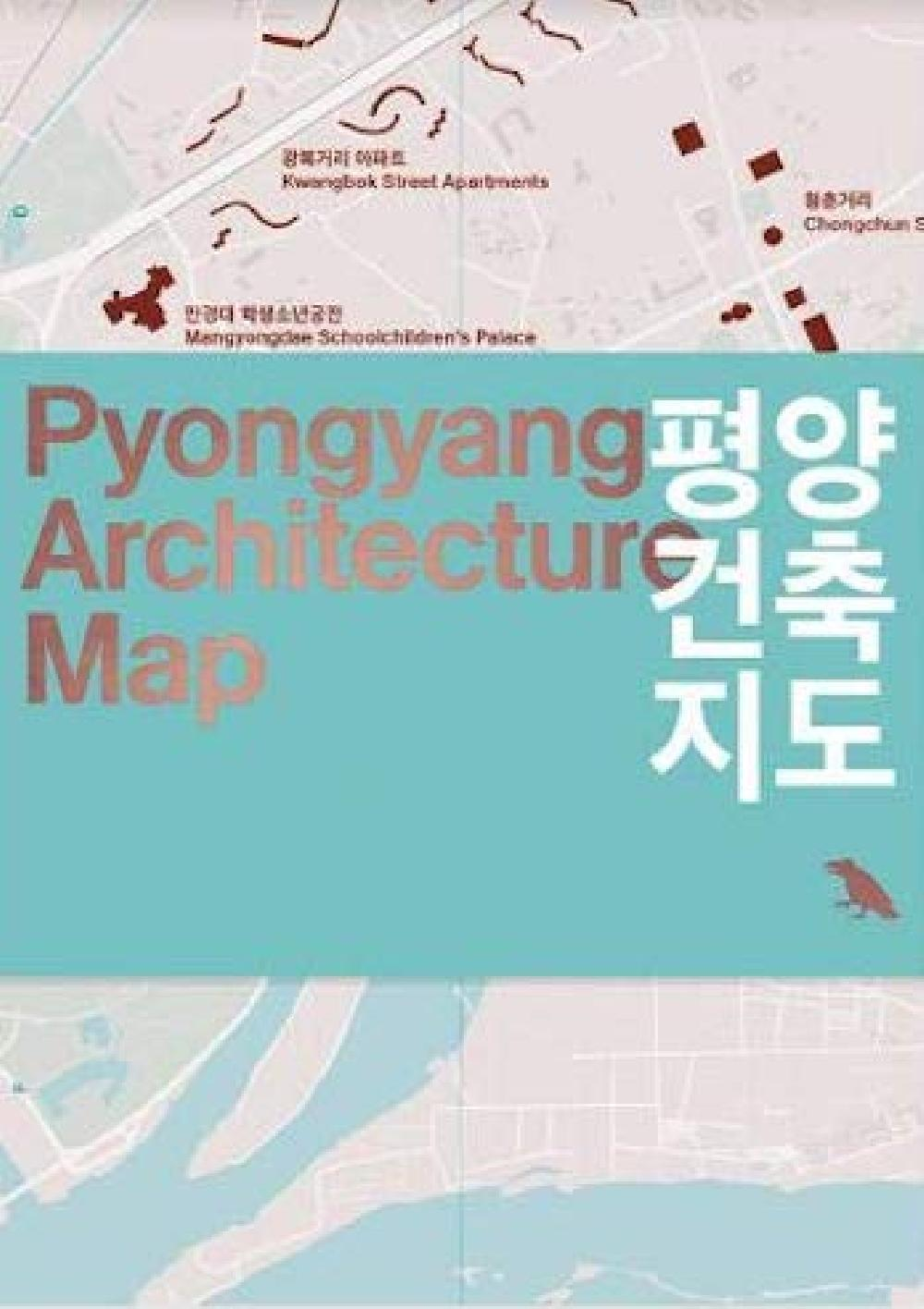 Pyongyang Architecture Map