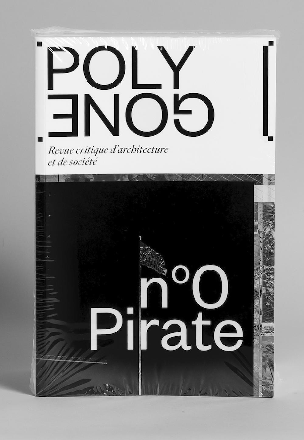 Revue Polygone N °0 - Pirate