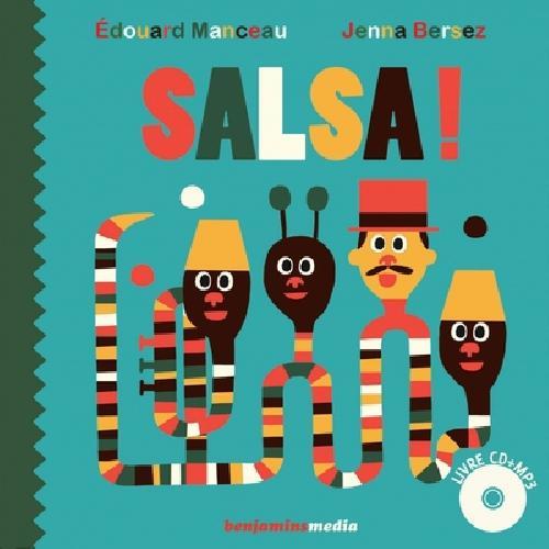 Salsa ! - avec 1 CD audio MP3