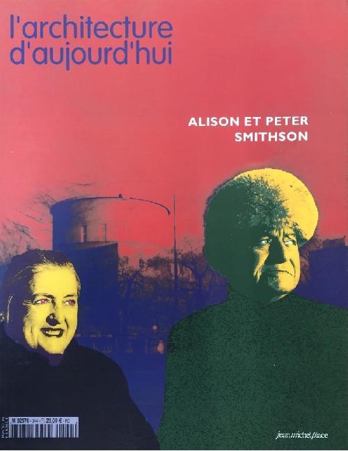 L'architecture d'aujourd'hui n°344. Alison et Peter Smithson