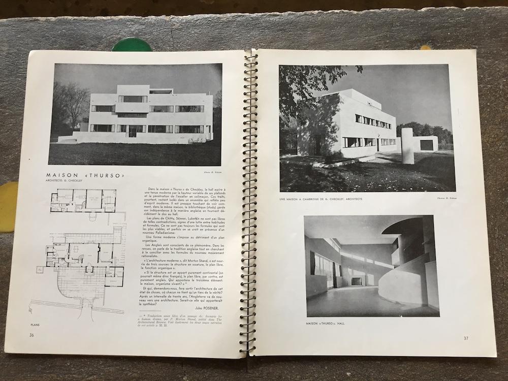 L'architecture d'aujourd'hui n°3
