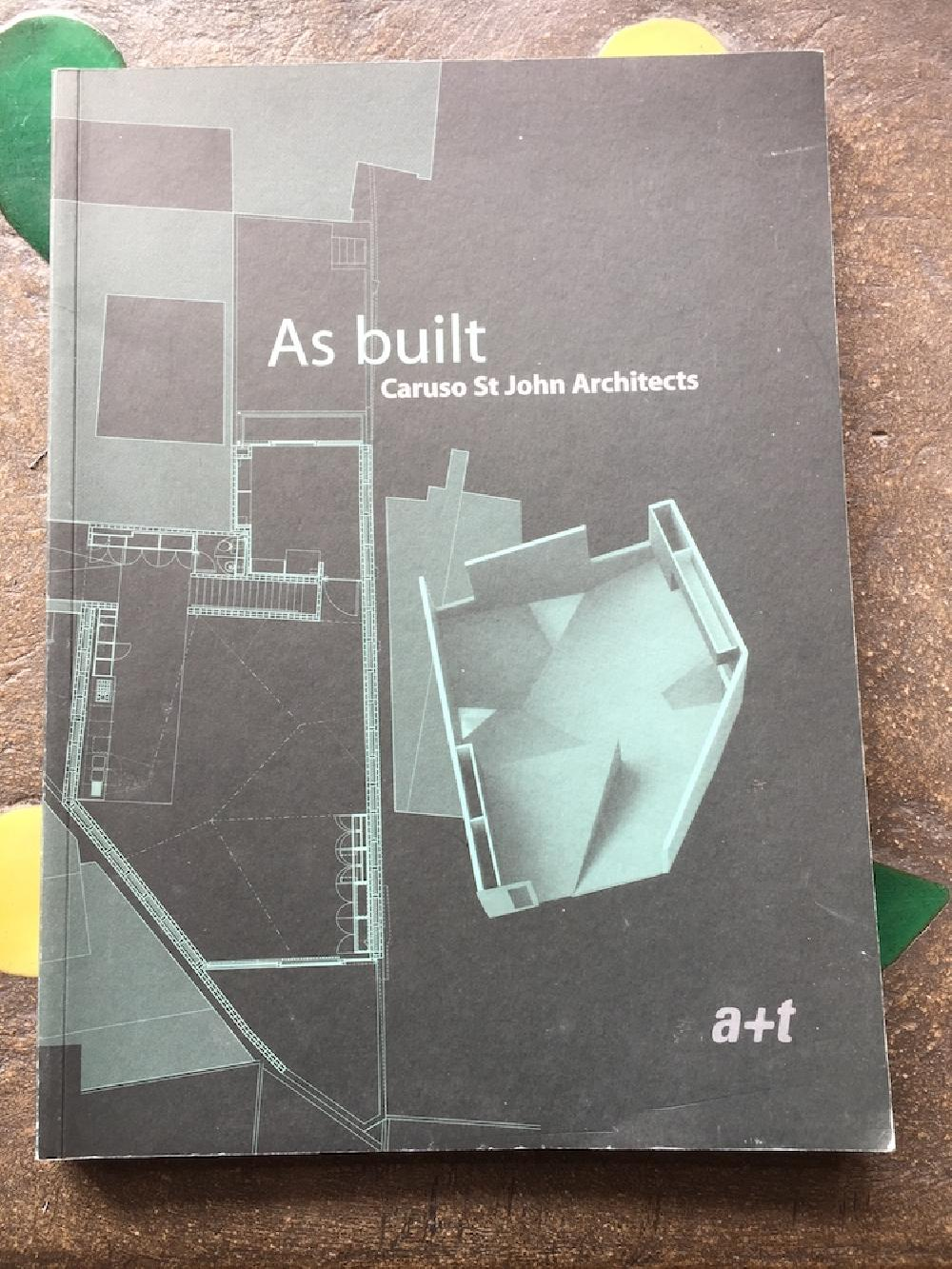As Built Caruso St John Architects