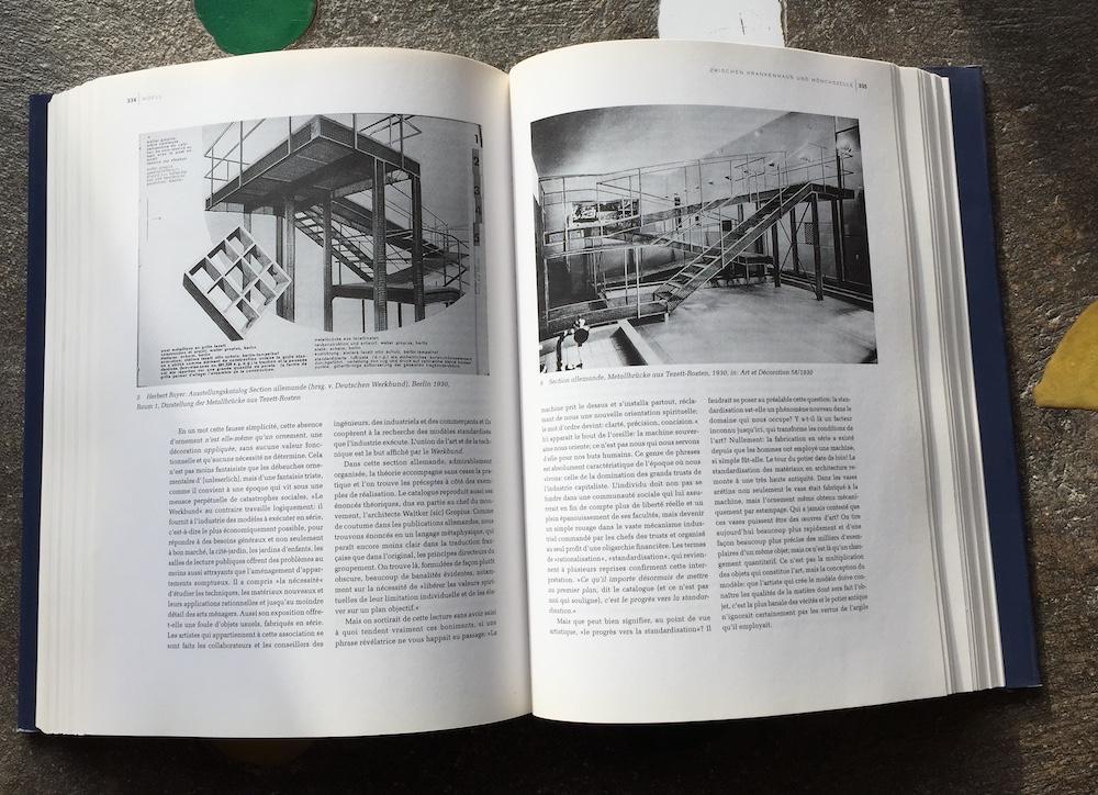Le Bauhaus et la France. Das Bauhaus und Frankreich. 1919-1940