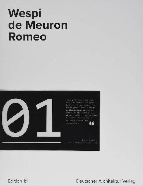 Wespi de Meuron Romeo