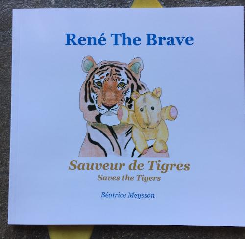 René Sauveur de tigres / Saves the Tigers