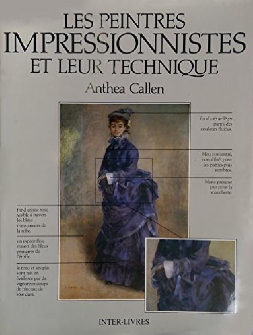 Les peintres impressionnistes et leur technique