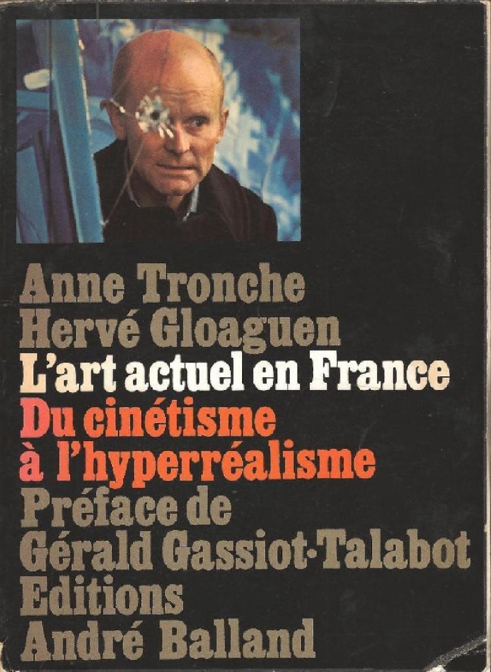 L'art actuel en France