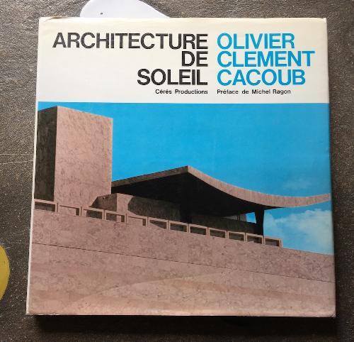 Architecture de soleil