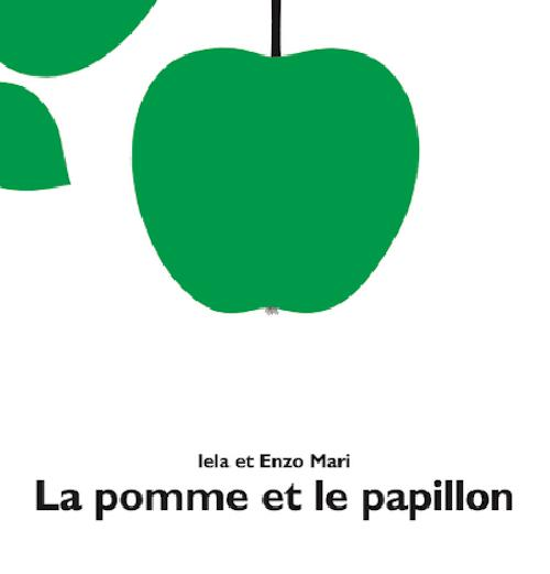 La pomme et le papillon
