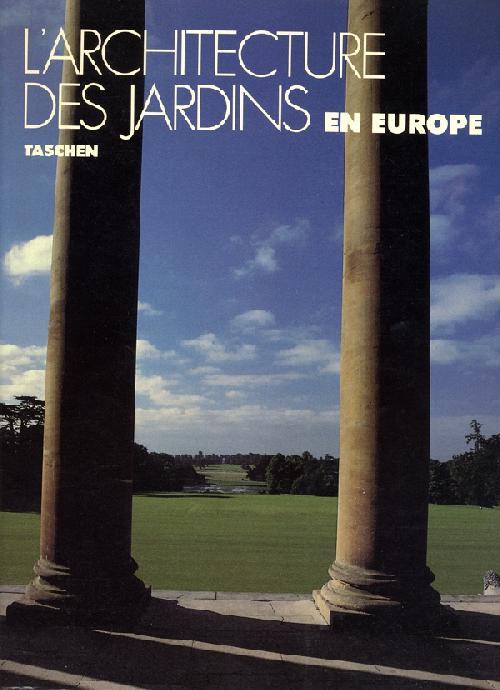 L'architecture des jardins en Europe