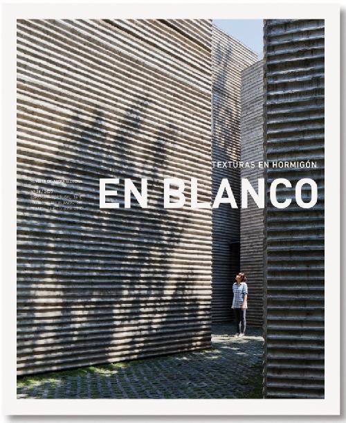 En Blanco 28 : Texturas en Hormigon / Concrete Textures