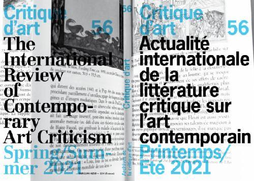 Critique d'art n°56