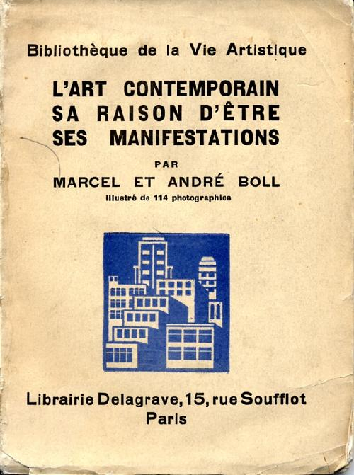 L'art contemporain, sa raison d'être, ses manifestations