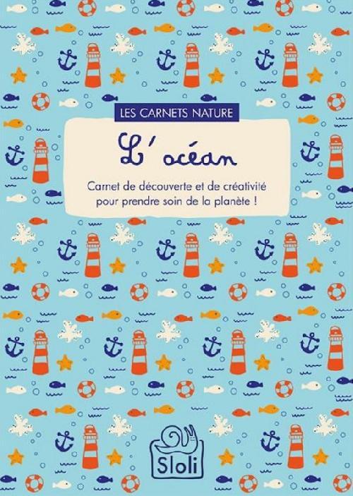 Carnet d'activités Océan