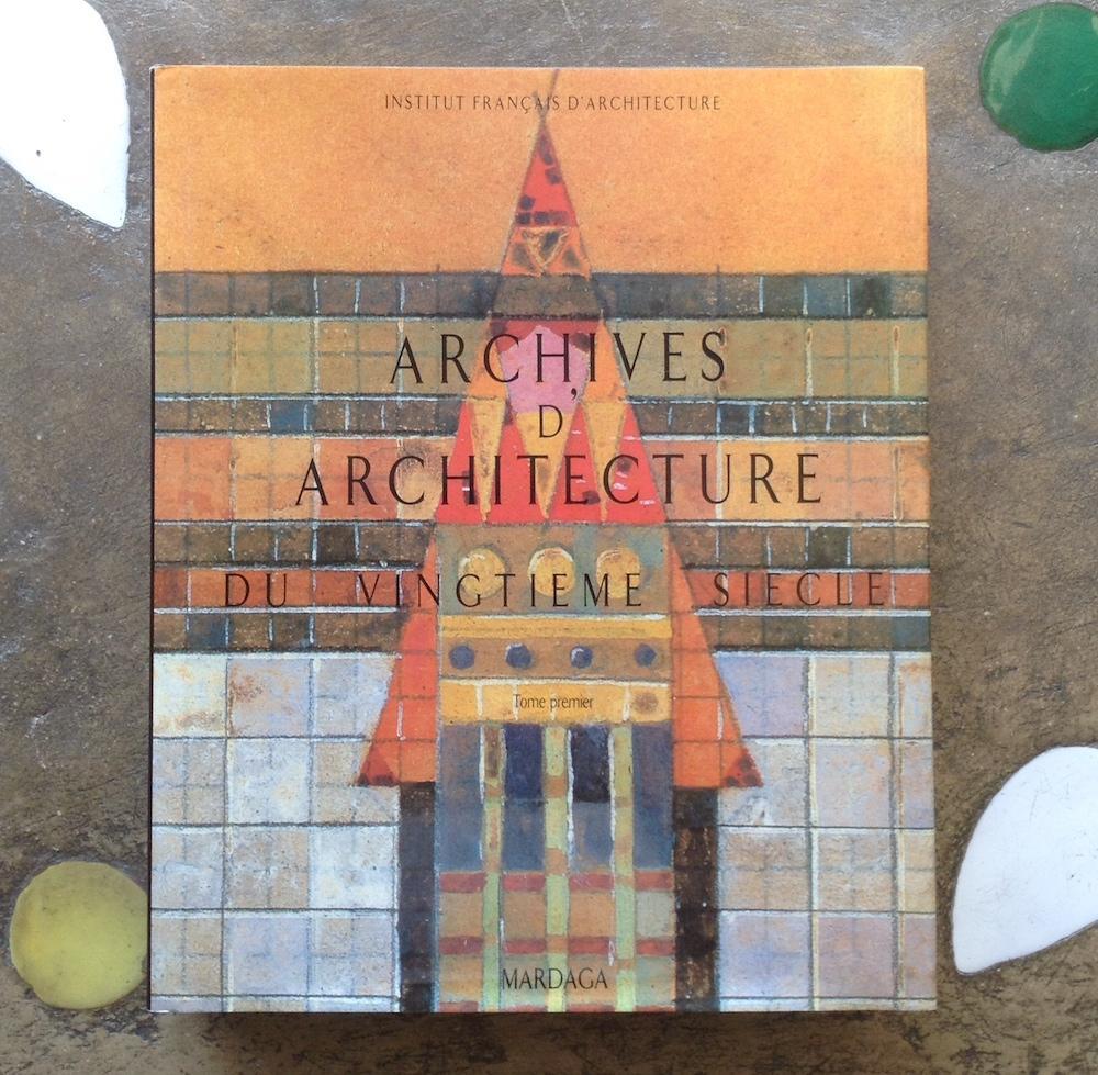 Archives d'architecture du Vingtième siècle