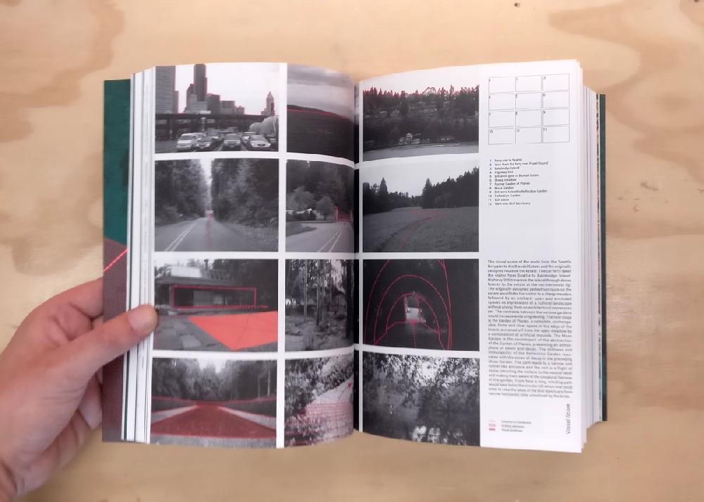 Hidden Landscapes. The metropolitan garden as a multi-sensory expression of place