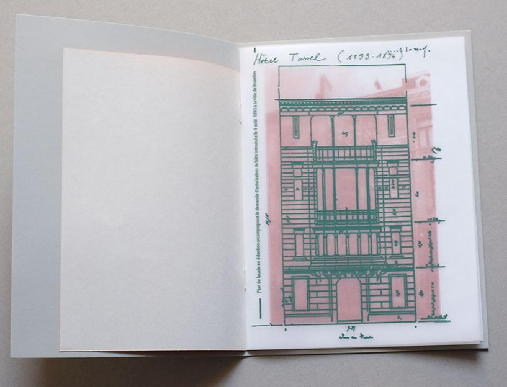 Victor Horta - Spatialité de l'ornement - L'Art Nouveau