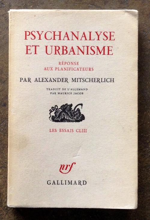 Psychanalyse et urbanisme