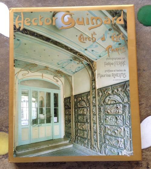 Hector Guimard architecte d'art
