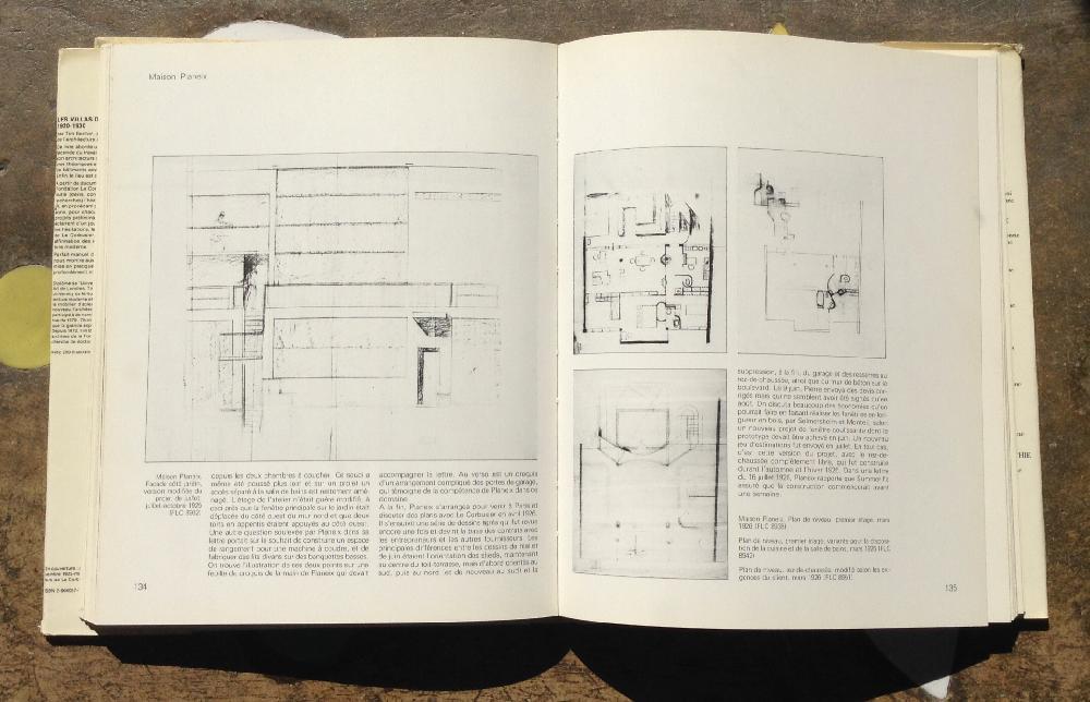 Les villas de Le Corbusier