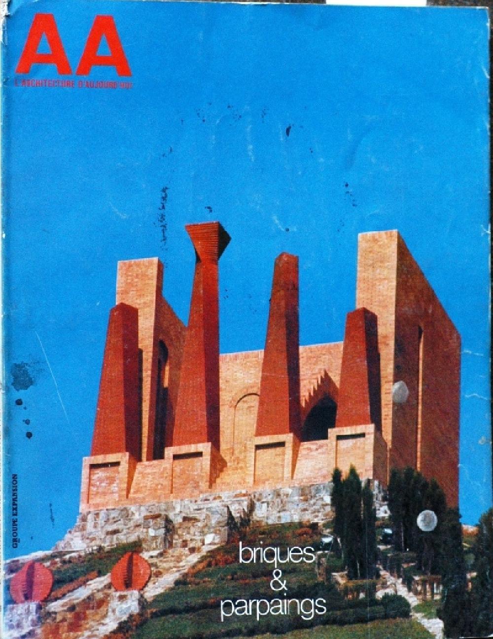 L'Architecture d'Aujourd'hui n°205