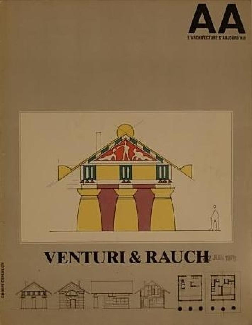 L'Architecture d'Aujourd'hui n°197