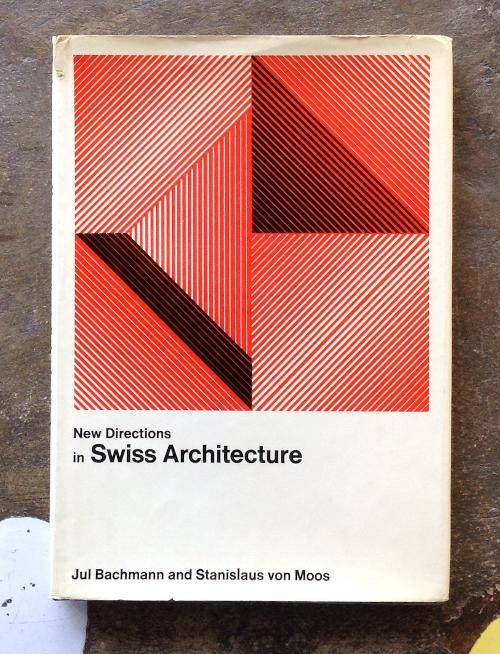 New Directions in Swiss Architecture