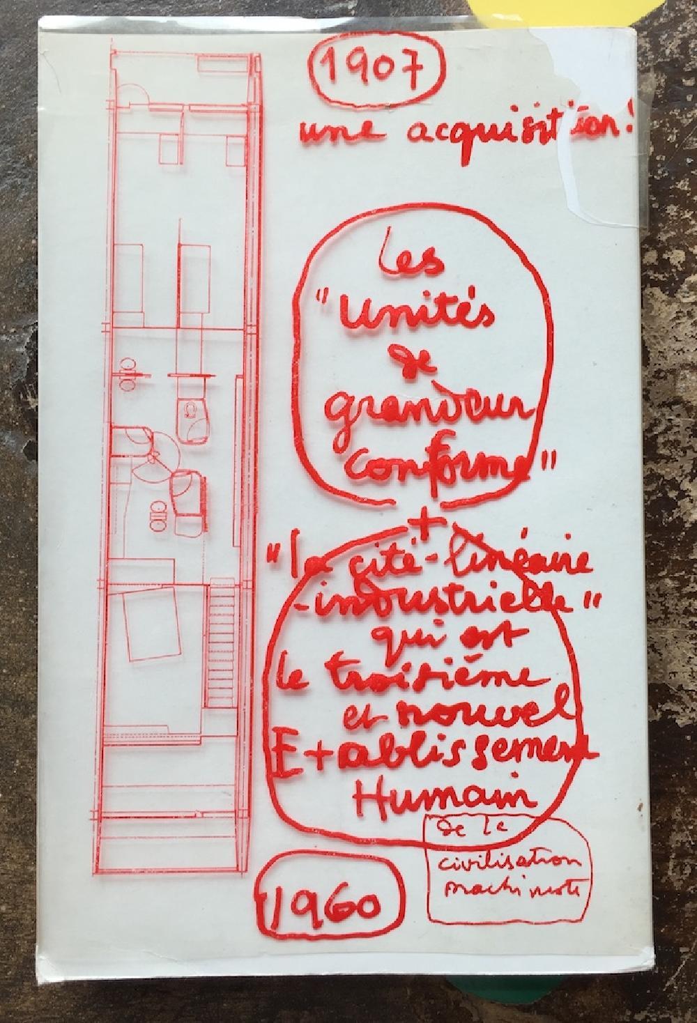 Précisions sur un état présent de l'architecture et de l'urbanisme
