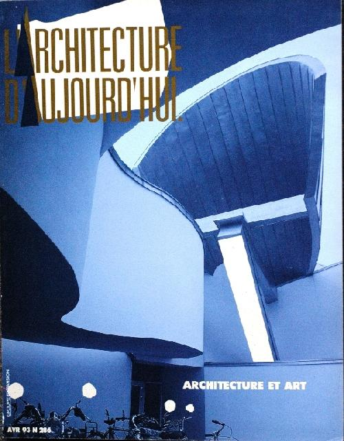 L'Architecture d'Aujourd'hui n°286