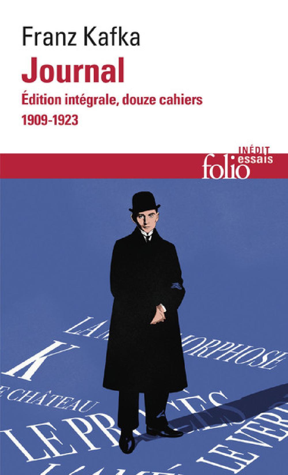 Journal - Edition intégrale ; Douze cahiers 1909-1923