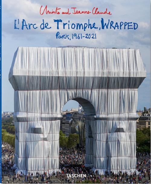 Christo - Arc de Triomphe