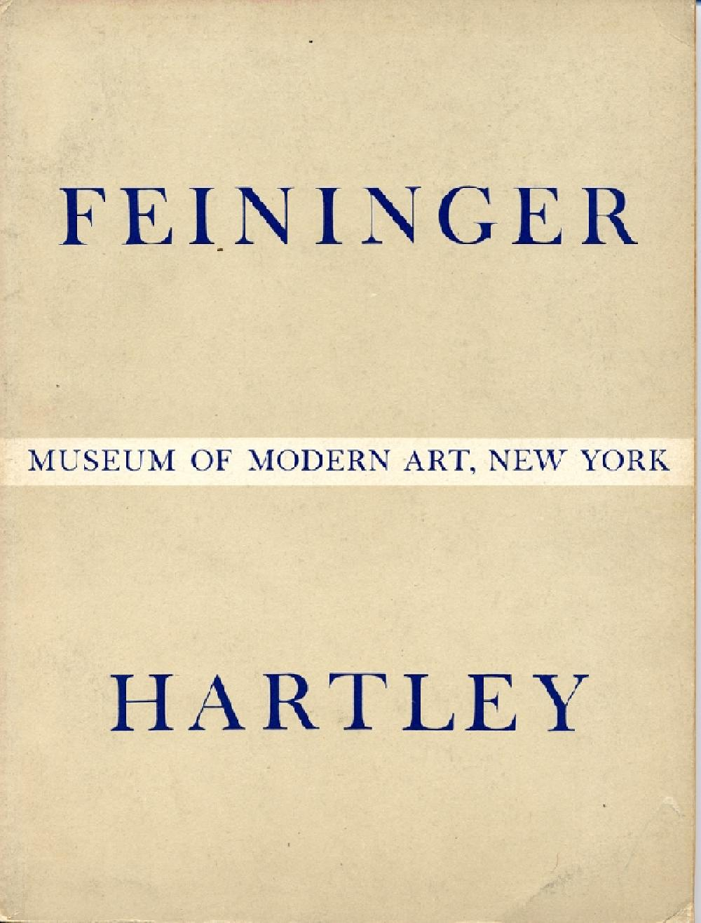 Feininger-Hartley