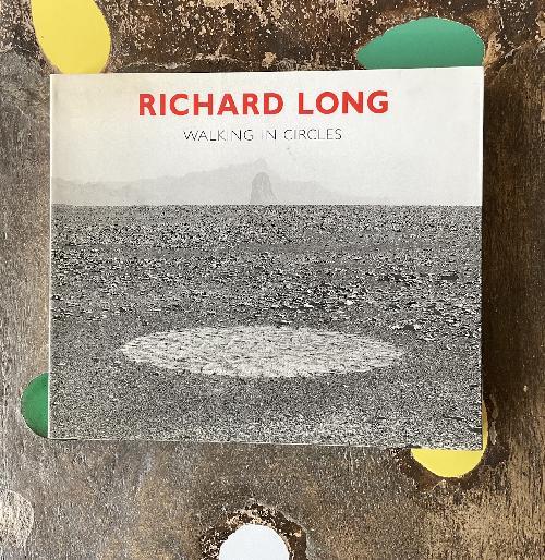 Richard Long - Walking in circles