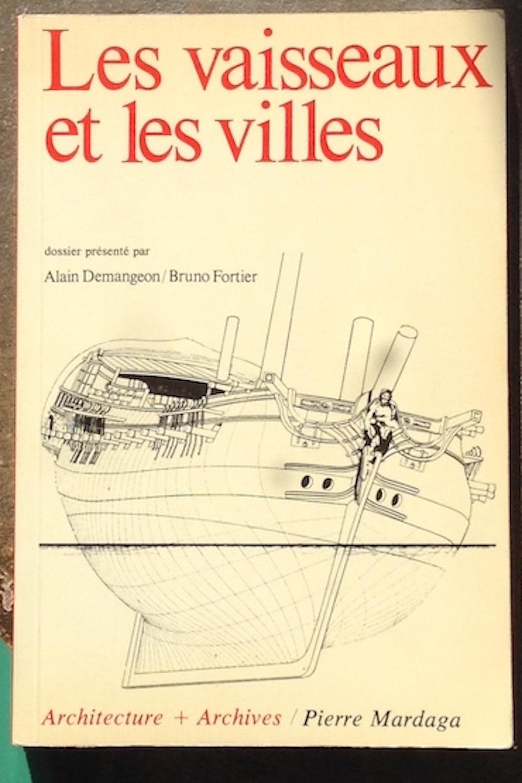 Les vaisseaux et les villes