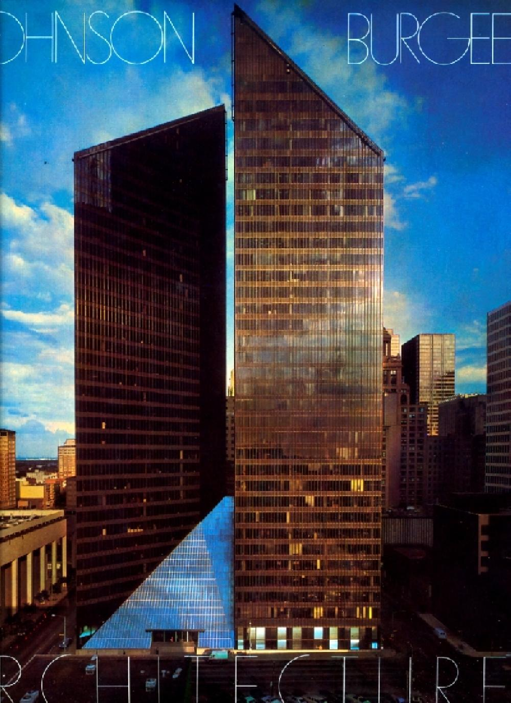 Johnson - Burgee Architecture
