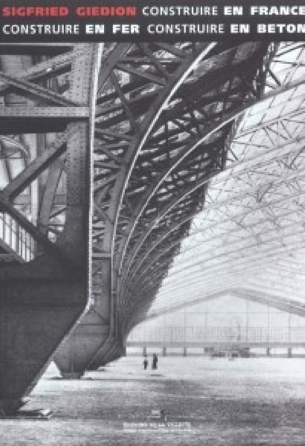 Construire en France - Construire en fer - Construire en béton