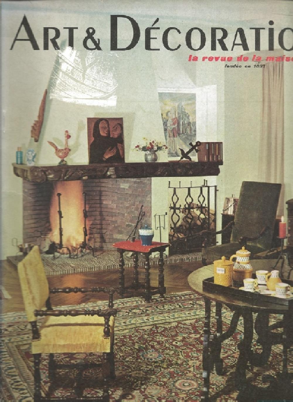 Art & Décoration n°71