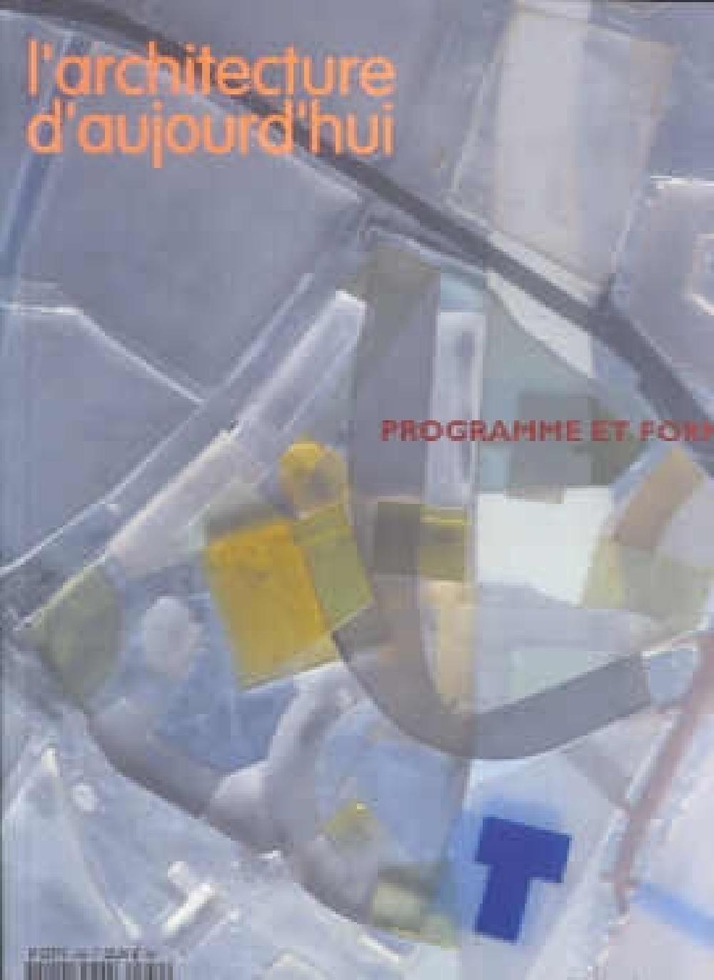 N°339 - Programme et forme