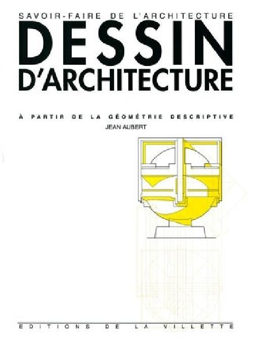 Cours de dessin d'architecture