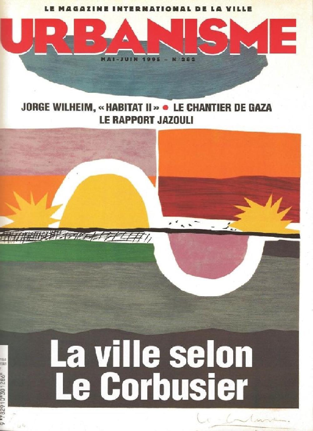 Urbanisme n°282 La ville selon Le Corbusier