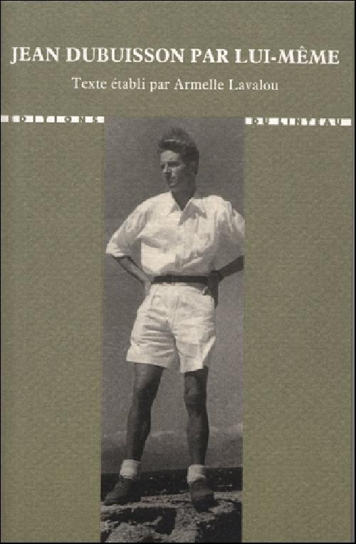 Jean Dubuisson par lui-même