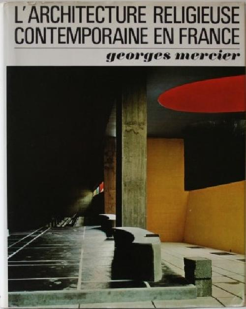 L'architecture religieuse contemporaine en France