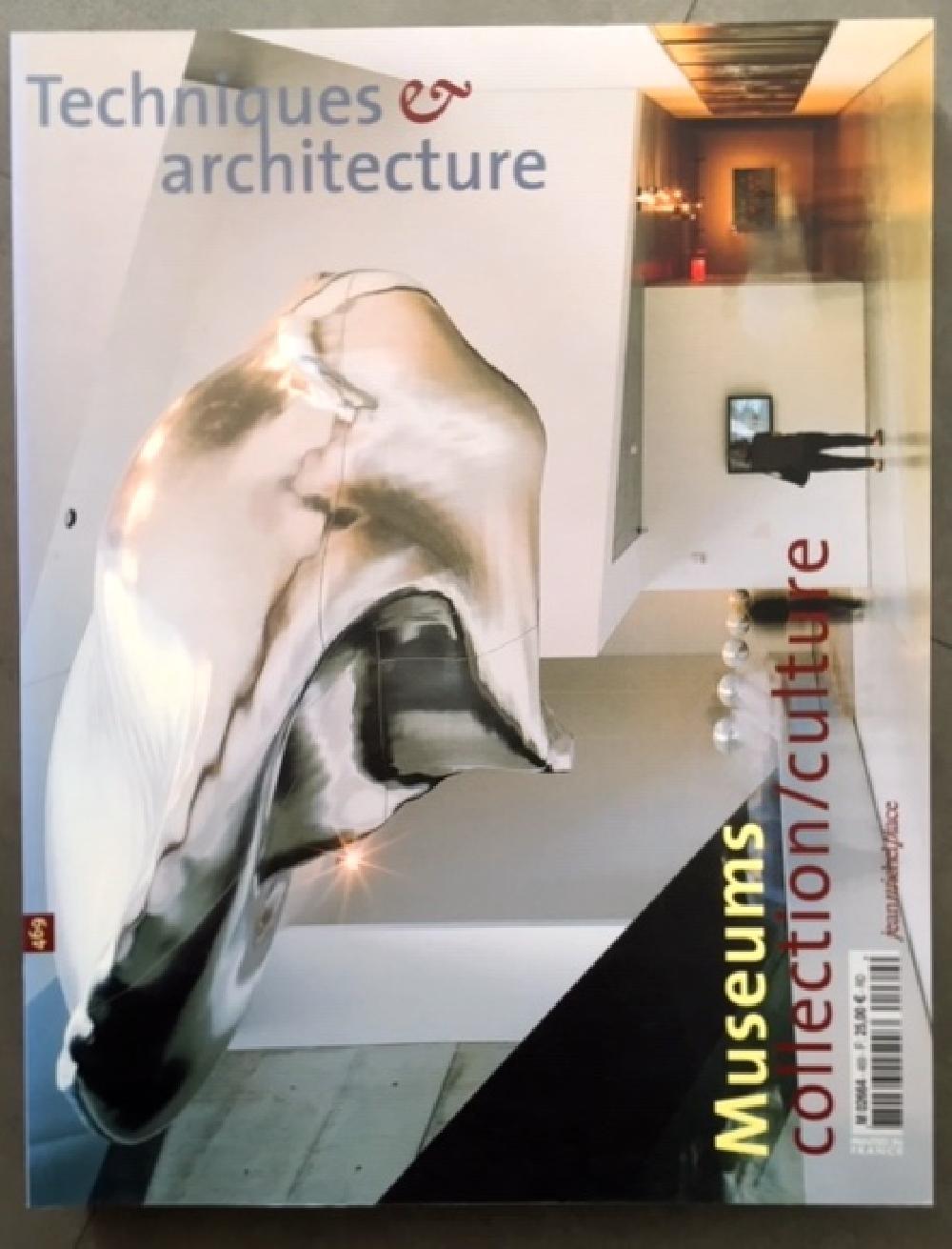 Techniques & architecture n°469