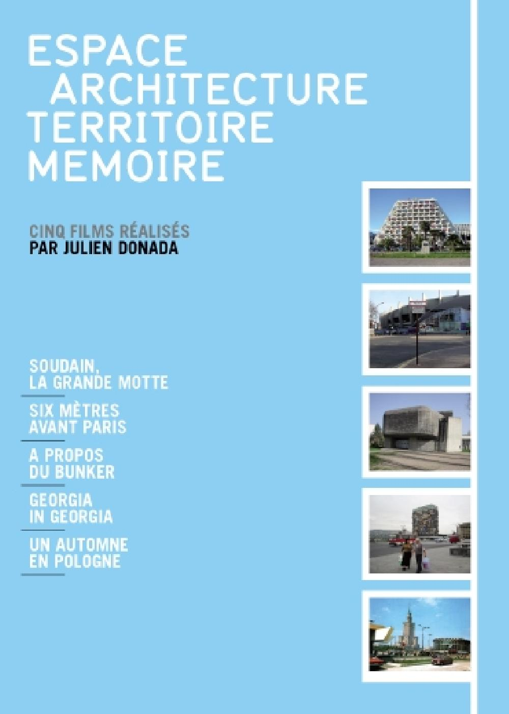 espace, architecture, territoire, mémoire